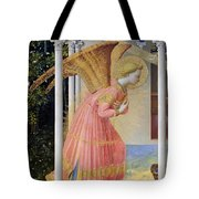 Archangel Gabriel Tote Bag
