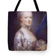 Archduchess Maria Antonia Of Austria 1769 Tote Bag