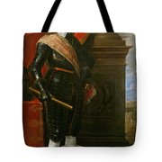 Archduke Leopold Wilhelm With The Siege Of Gravelingen Tote Bag