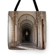 Arched And Elegant Tote Bag