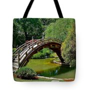 Arched Bridge Tote Bag