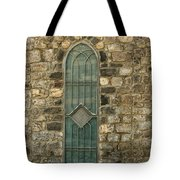Arched Door And Window Tote Bag