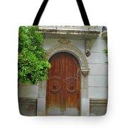 Arched Door Cadiz Tote Bag