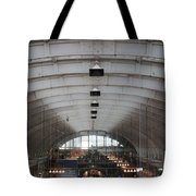 Arched Tote Bag