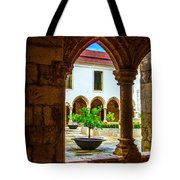 Arched View Tote Bag