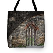 Arched Way Tote Bag