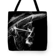 Archeologist B Tote Bag