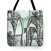 Arches 4 Tote Bag