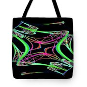 Arches 5 Tote Bag