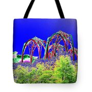 Arches 6 Tote Bag