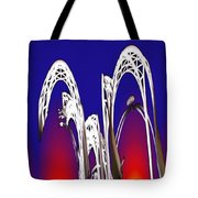 Arches 8 Tote Bag