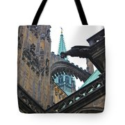 Arches And Spires Tote Bag