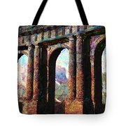 Arches Tote Bag