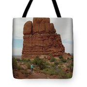 Arches Formation 23 Tote Bag