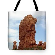 Arches Formation 27 Tote Bag