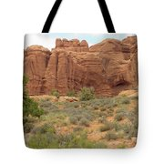 Arches Formation 31 Tote Bag