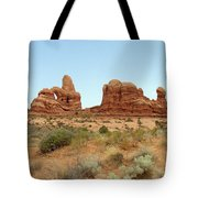 Arches Formation 33 Tote Bag