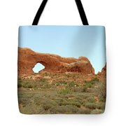 Arches Formation 34 Tote Bag