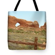 Arches Formation 35 Tote Bag