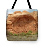 Arches Formation 36 Tote Bag