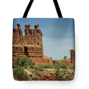 Arches National Park 3 Tote Bag