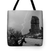 Arches National Park Utah-signed Tote Bag