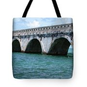 Arches Of The Bridge Tote Bag