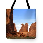 Arches Park 2 Tote Bag