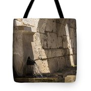 Arches Under The Agora Tote Bag