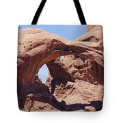 Arches-windows Tote Bag