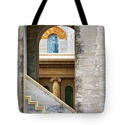 Arches Within Arches Tote Bag
