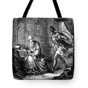 Archimedes (c287-212 B.c.) Tote Bag by Granger