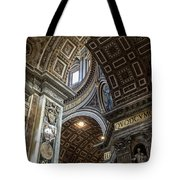 Arching Intersection Tote Bag