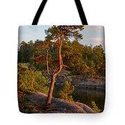 Archipelago Sunset Tote Bag