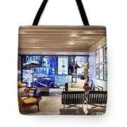 Architect Firm In Los Angeles Tote Bag