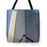 Architectural Abstract - 167 Tote Bag