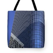 Architectural Abstract - 424 Tote Bag