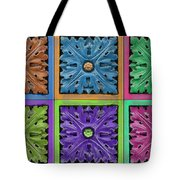 Architectural Beauty Tote Bag