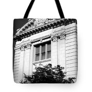Architectural Building Tote Bag