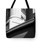Architectural Columns Tote Bag