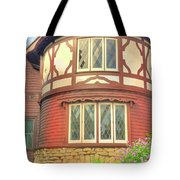 Architectural Design Tote Bag