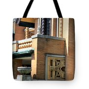 Architectural Detail - 5 Tote Bag