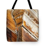 Architectural Detail At Bodie 1 Tote Bag