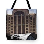 Architectural Differences Roanoke Virginia Tote Bag