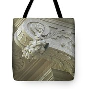 Architectural Element Tote Bag
