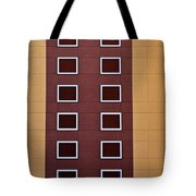 Architectural Geometry Tote Bag