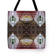 Architectural Nightmare II Tote Bag