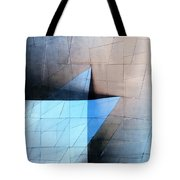 Architectural Reflections 4619c Tote Bag