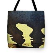 Architectural Shadows Tote Bag