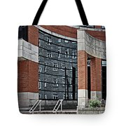 Architecture And Reflections Tote Bag